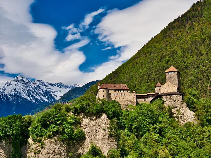 Merano + Burgraviato - Guida turistica in Alto Adige ...
